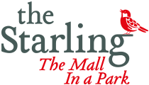 The Starling Mall - Client at Center Stage