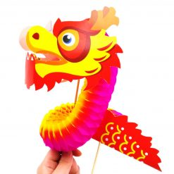 DIY-Paper-Chinese-Dragon - Center Stage