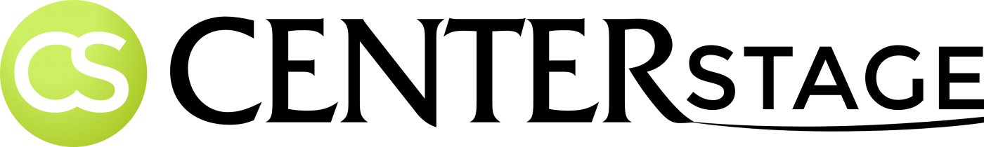 Logo - Center Stage | Event planner kuala lumpur & Selangor