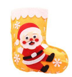 Christmas Socks Making 2