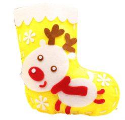 Christmas Socks Making 3