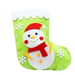 Christmas Socks Making 4