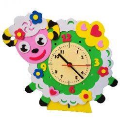 Foam Clock Making 13