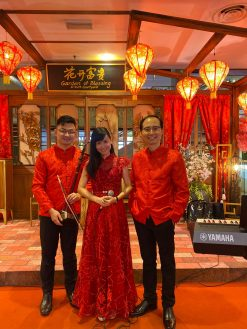 Chinese Fusion Band 2