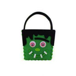 Halloween Felt Candy Bag Making3