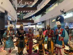 Indian Modern Dance