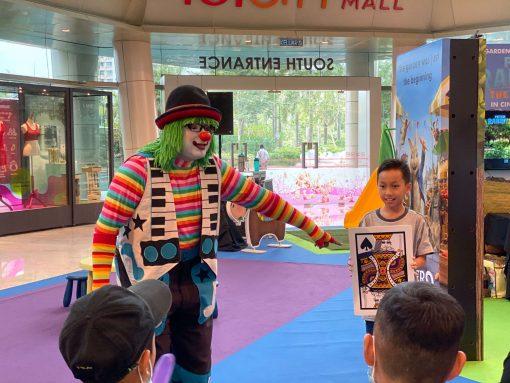 Magical Clown 1