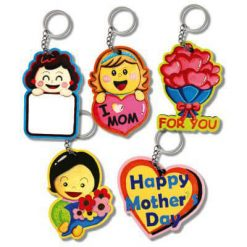 Mother's Day Keychain Making