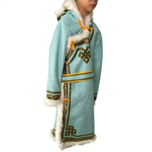Mogolian Male Kid 2