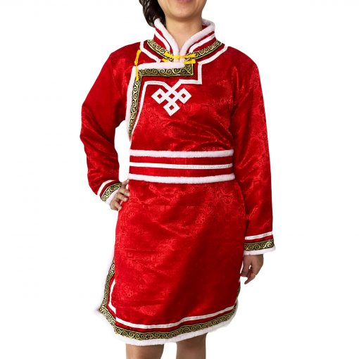 Mongolian Female Adult 1