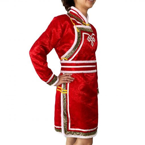Mongolian Female Adult 2