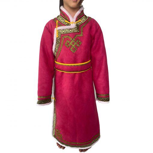 Mongolian Female Kid 1