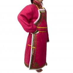 Mongolian Female Kid 2
