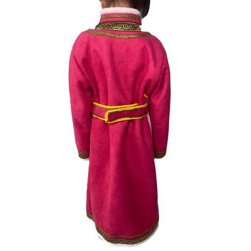 Mongolian Female Kid 3